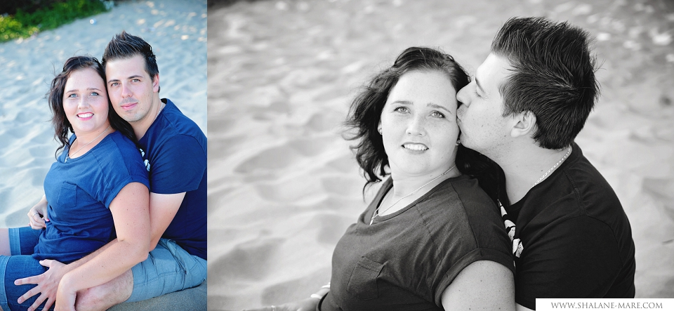 Beach Couple Session
