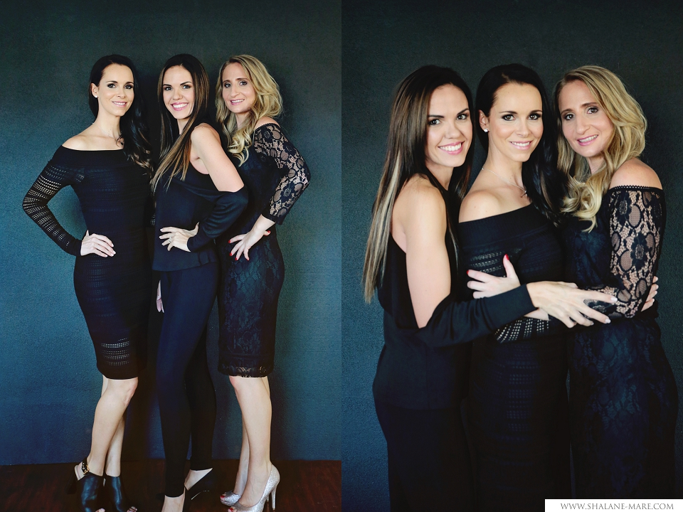 Friends Glamour Session
